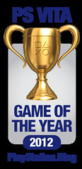 PS.Blog Game of the Year 2012 - PS Vita Gold