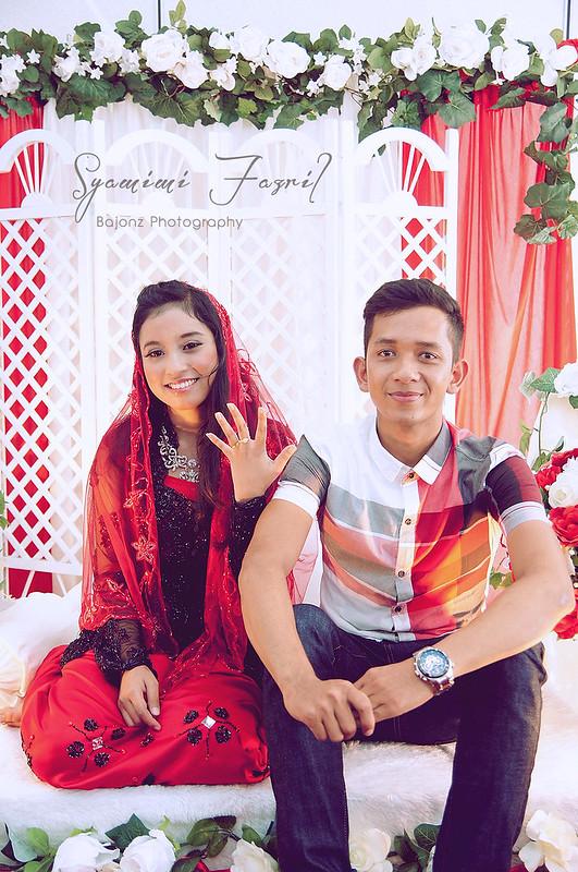 Syamimi & Fazril