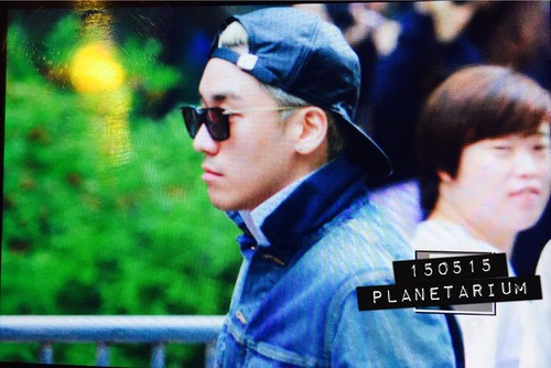 Big Bang - KBS Music Bank - 15may2015 - Seung Ri - Planetarium_SR - 05
