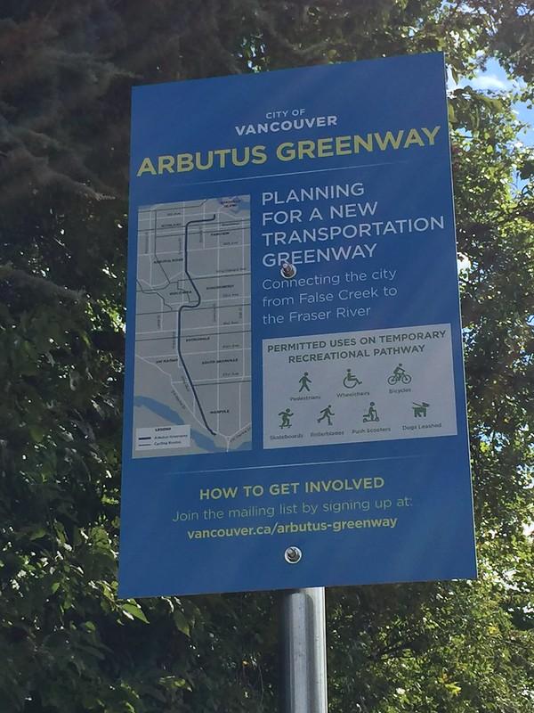 Arbutus Greenway