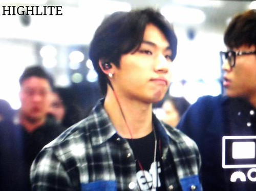 Big Bang - Gimpo Airport - 20may2015 - Dae Sung - High Lite - 01
