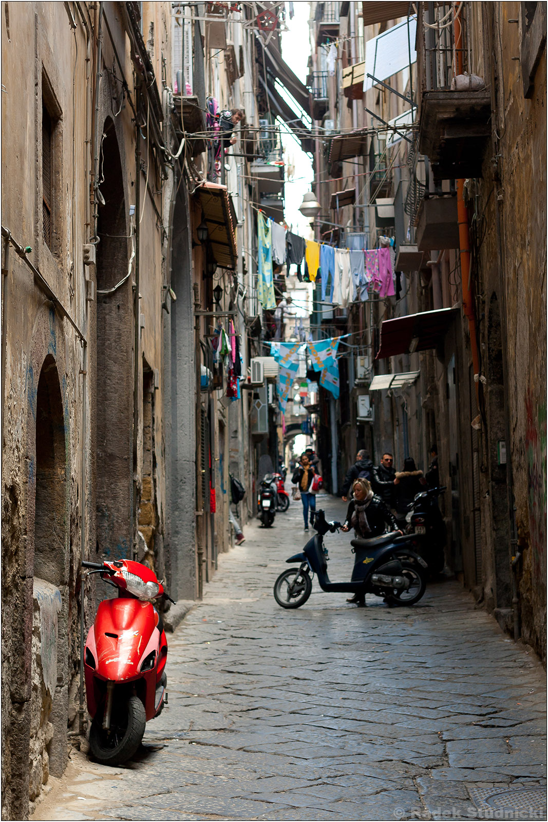 Stare Miasto w Neapolu