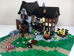 The Sleepy Dragon Tavern & Brewery