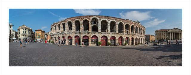 Arena di Verona (Explore 23/09/16 #72)