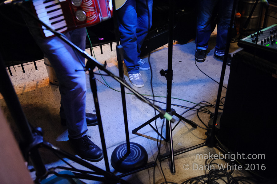 Heinz 57 and The Wailing Whippets at Strykerz 311