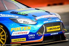 Andrew Jordan Motorbase Ford Focus British Touring Car Championship Silverstone 2016 Sportscar Racing News