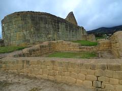 Akllawasi akllahuasi Aponsentos y Templo del Sol Ingapirca Ecuador 03