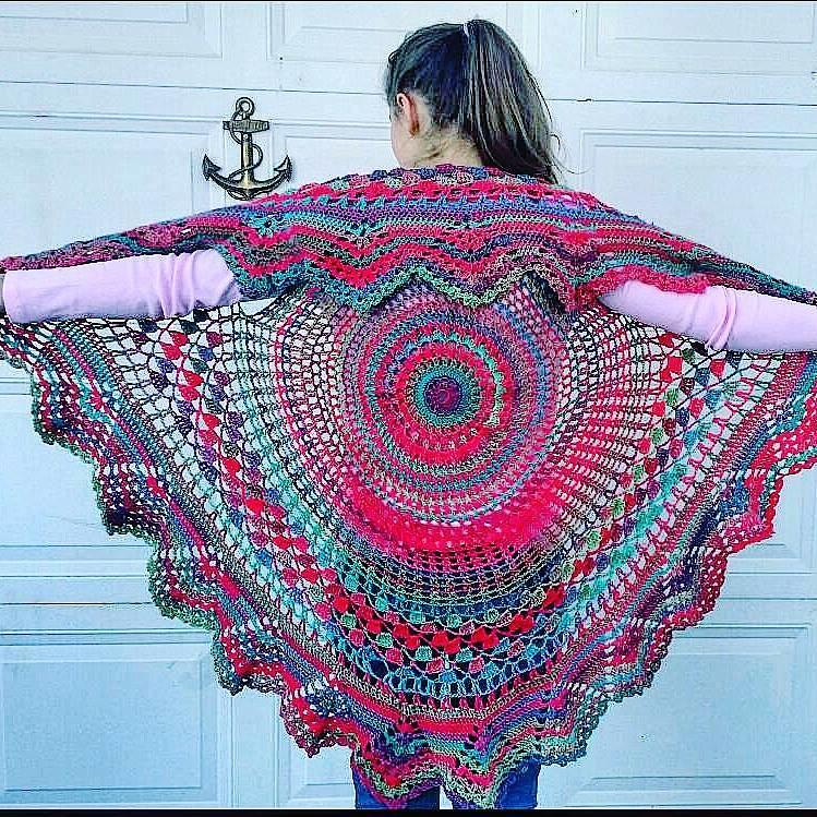 76 Crochet Shrug Patterns The Funky Stitch