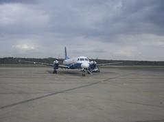 Notre petit avion (SAAB 2000 - Polet Airlines)