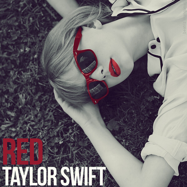 ♔ Taylor Swift - RED