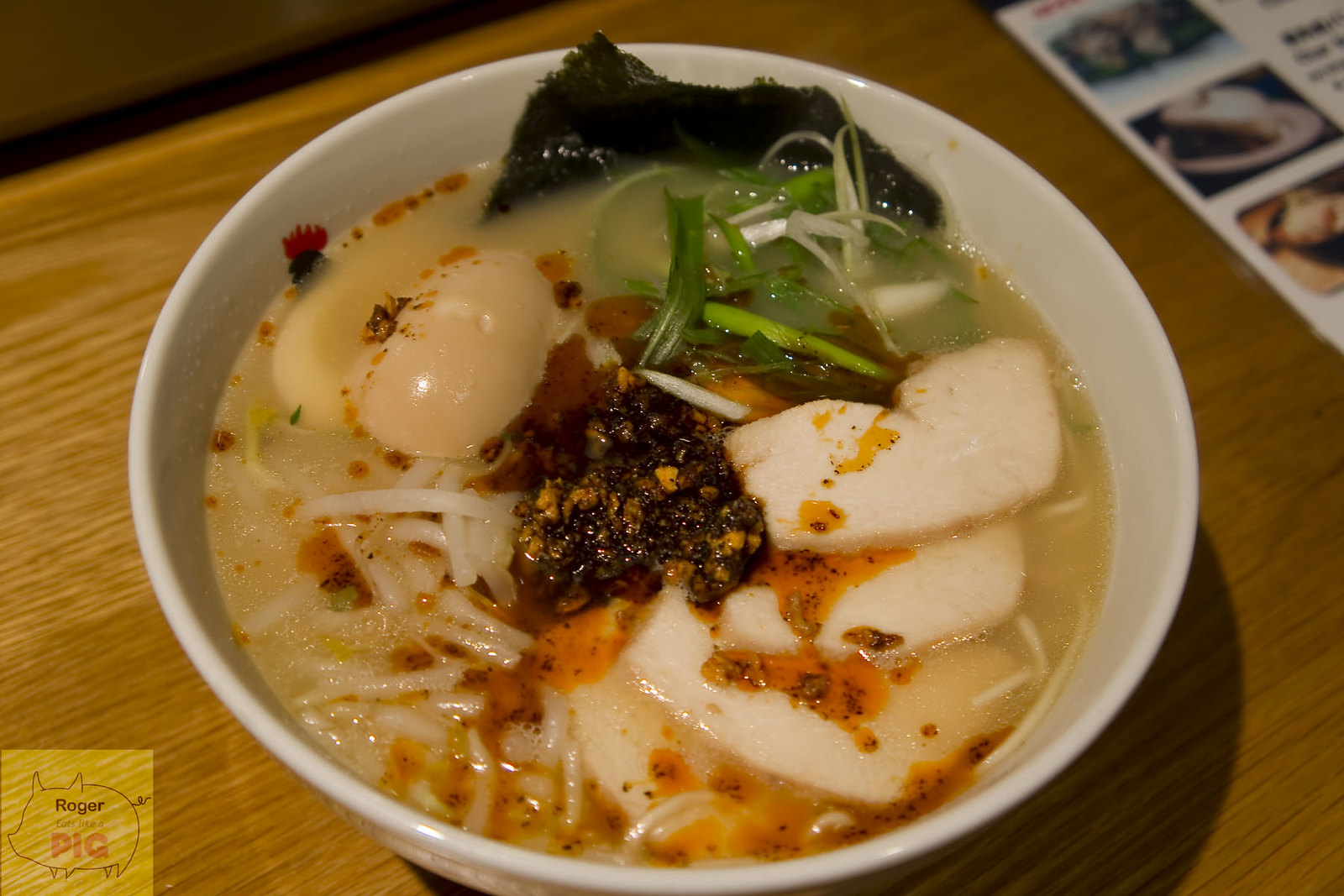 Totto Ramen   Best Paitan Chicken Bone Broth in NYC