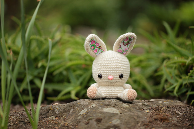 Amigurumi Bunny Face : Penelope the Bunny Amigurumi Flickr - Photo Sharing!