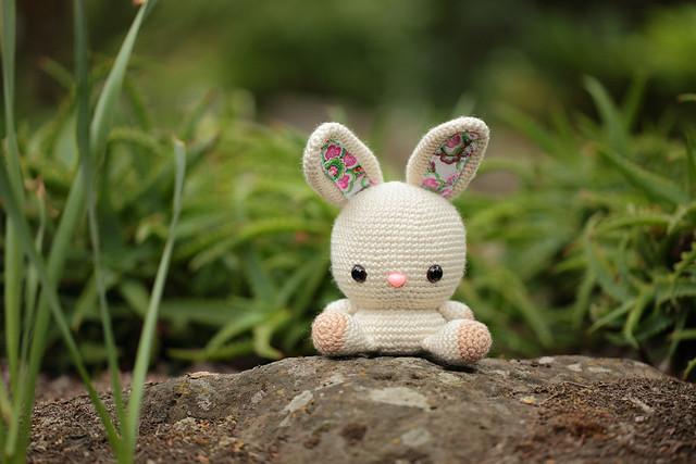 Amigurumi Rabbit Face : Penelope the Bunny Amigurumi Flickr - Photo Sharing!