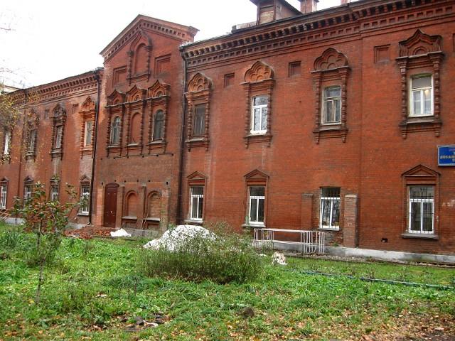 Скорбященский монастырь, храм Всемилостивого Спаса