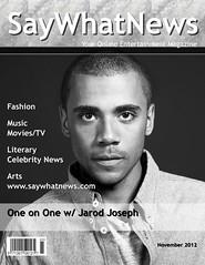 Jarod Joseph Interview