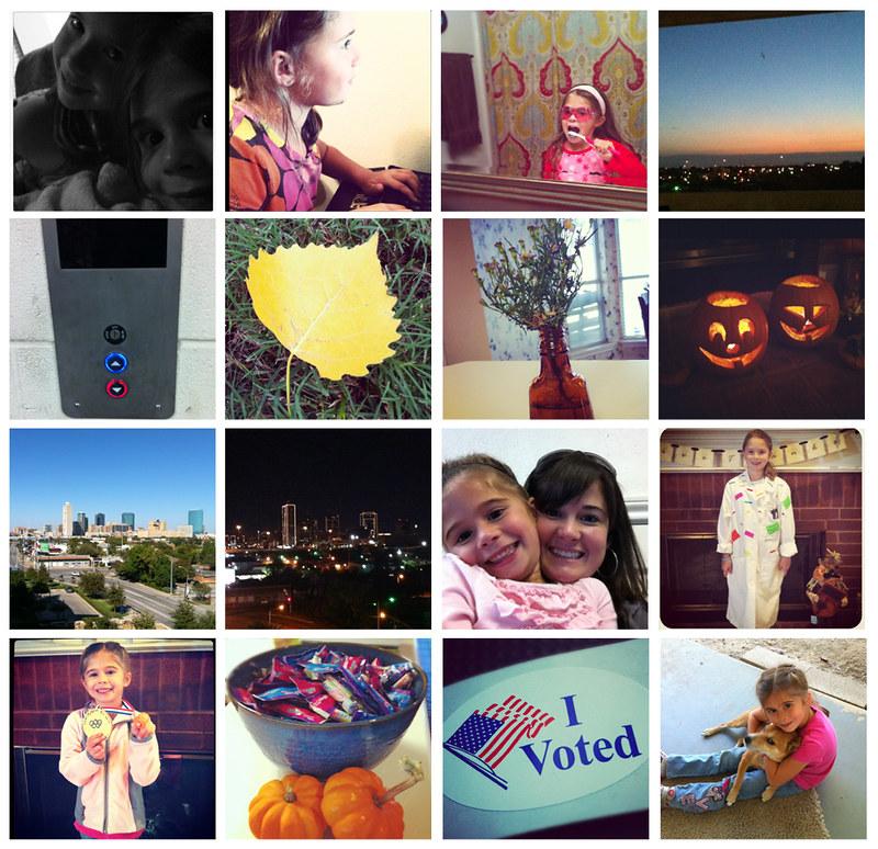 instagram october 2