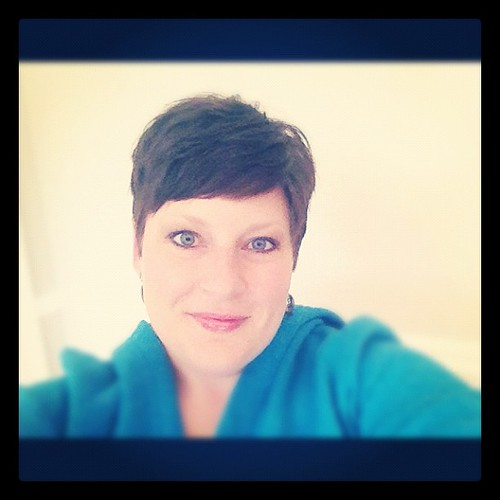 New hair. Shortest style yet. #motography2012hello