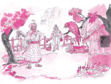 NCERT Class VI English Chapter 1 A Tale of Two Birds