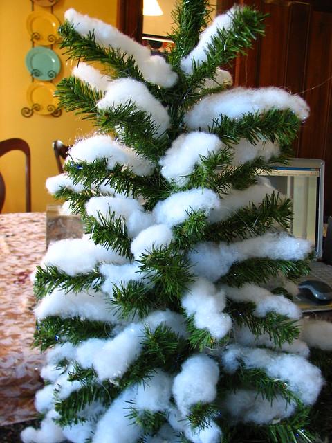 Snow Tree Flickr Photo Sharing