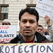 Rohingya Global Day of Action protest at FCO 8/11/12