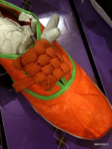 Paper Shoes?