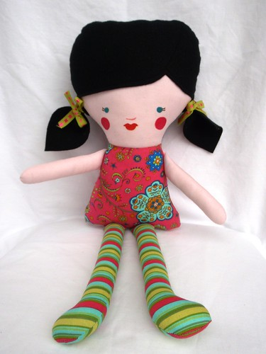 Easy Girl Doll softie