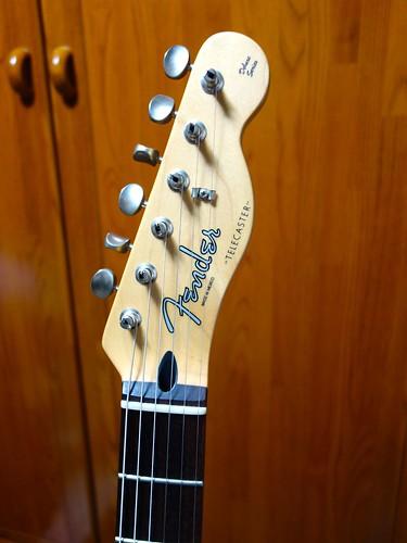 Fender MEX ヘッド