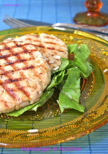 Hamburger di tacchino6626