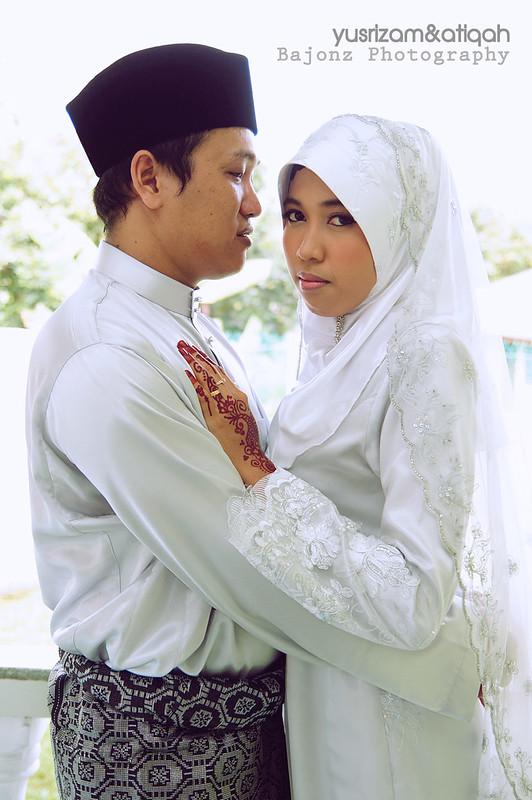 Atiqah & Yusrizam