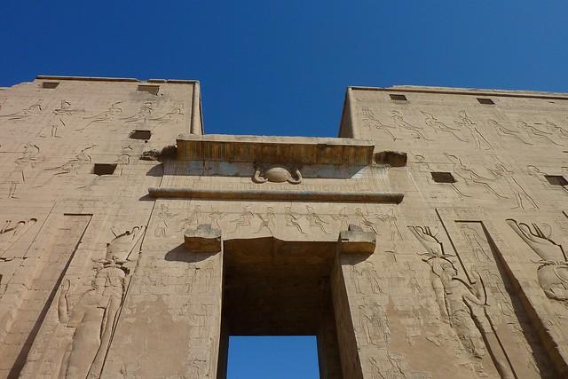 158 - Templo de Edfu