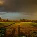 Autumn Rainbow Storm by Pommysheilah