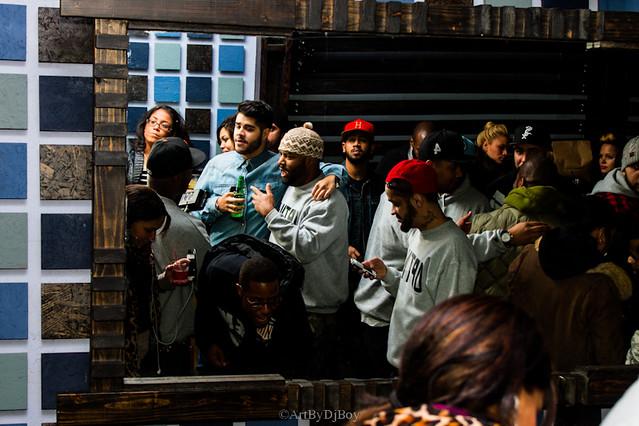 UPTNY Release Bash @ Dyckman Bar