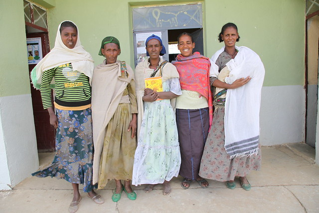 Members of the health development army-Kilte Awlalo District-Tigray Region