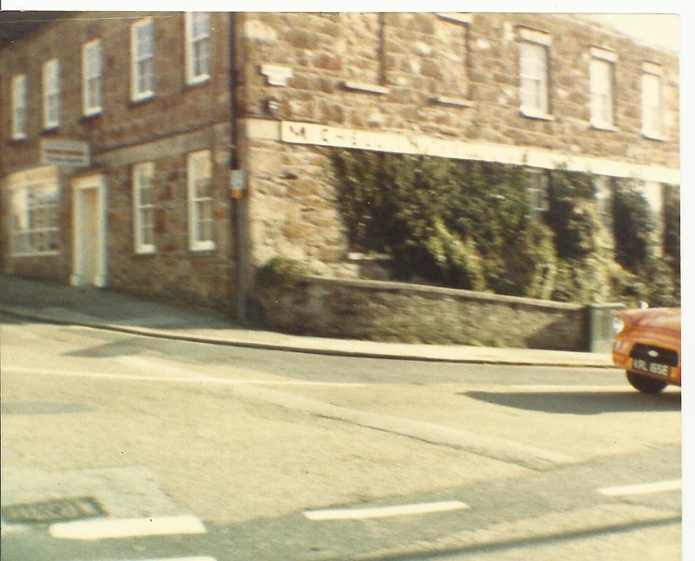 8205 cornwall - Helston 1984 5