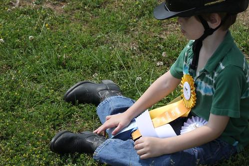 Little Horse Show Participant