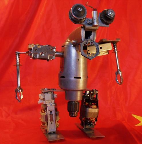 robot Valeria