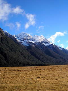 Fiordland National Park, NZ