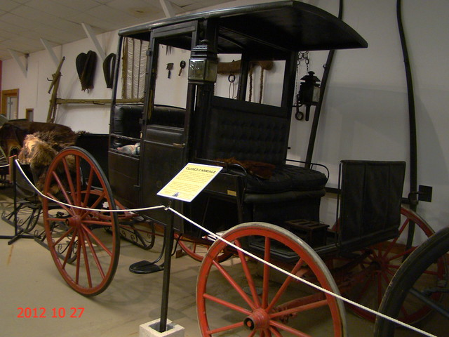 1859 Closed Carriage.