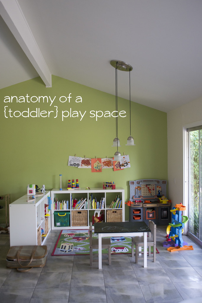 Anatomy Of A Toddler Play Space A Tour Of Where The