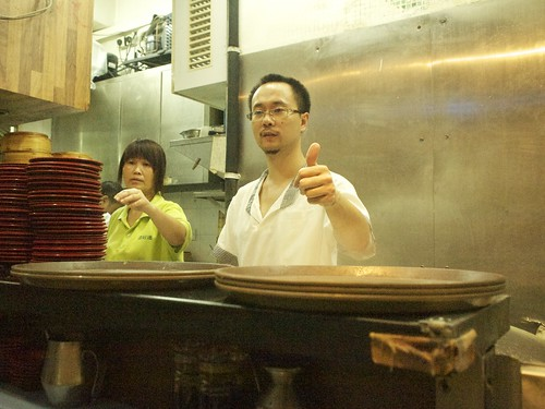 Tim Ho Wan kitchen