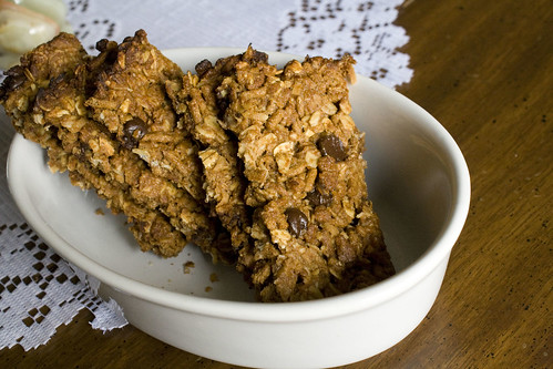 Homemade Fit Granola Bars Recipe