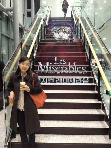 Musical Les Misérables at Poeun Art Hall, Yongin