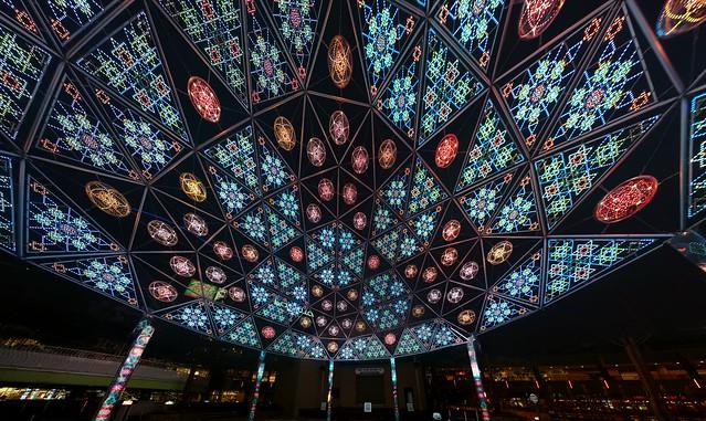 Tokyo dome city Illumination 2