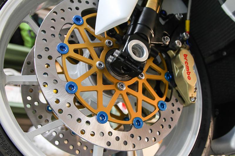 GSX1300R Hayabusa - Brembo Brake System