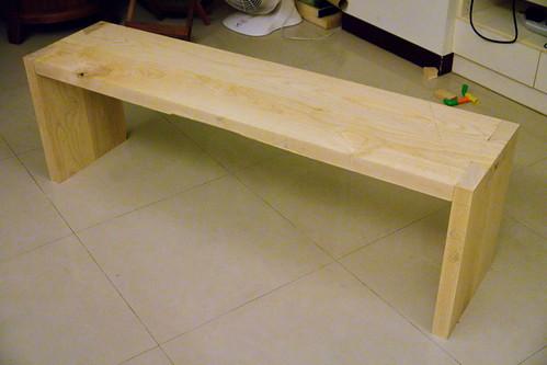 木工 板凳 20121117_8