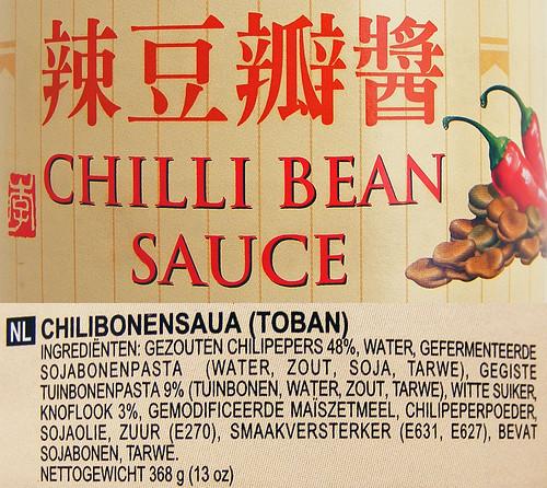 Chilibonensaus van Lee Kum Kee