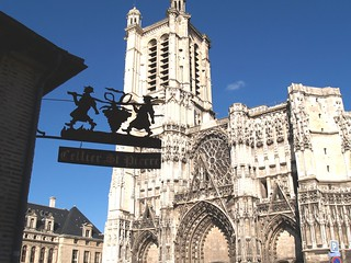 Catedral de Troyes.