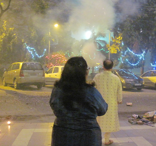 Hooray for Diwali in Delhi