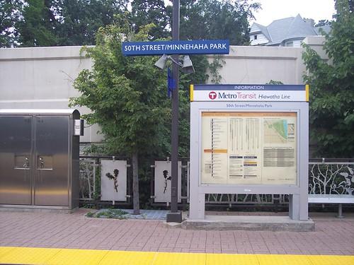 50th Street - Minnehaha Park