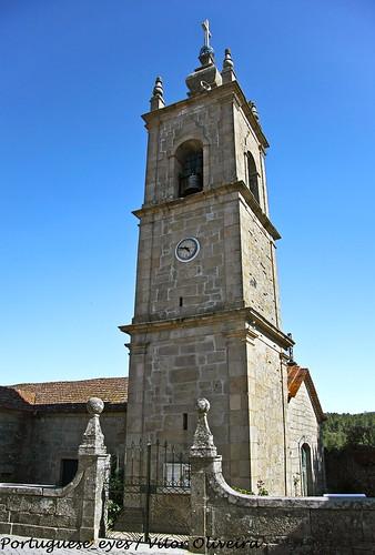 Igreja Matriz de Leomil - Portugal